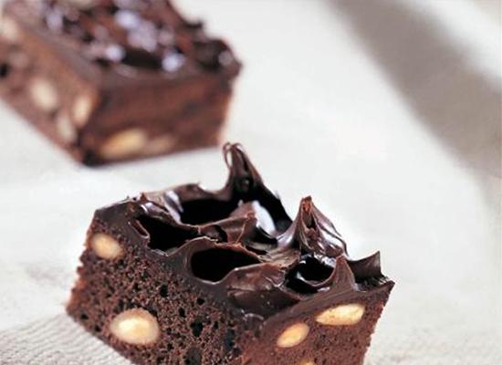 Actie-brownies
