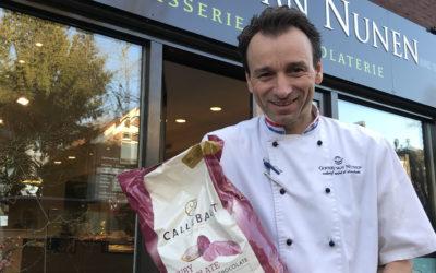 Nieuw bij Govert van Nunen: Ruby chocolade!