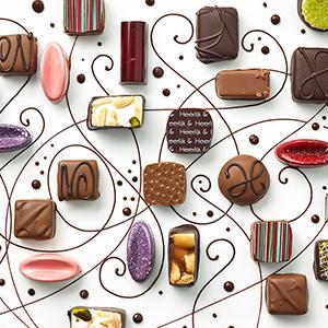 Chocolaterie-bonbons