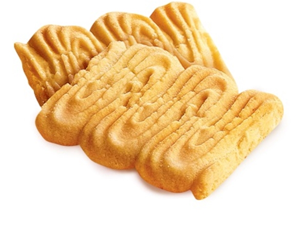 Zoutjes-koekjes